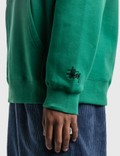 Stussy 8 Ball Man App. Hoodie Dark Green Men