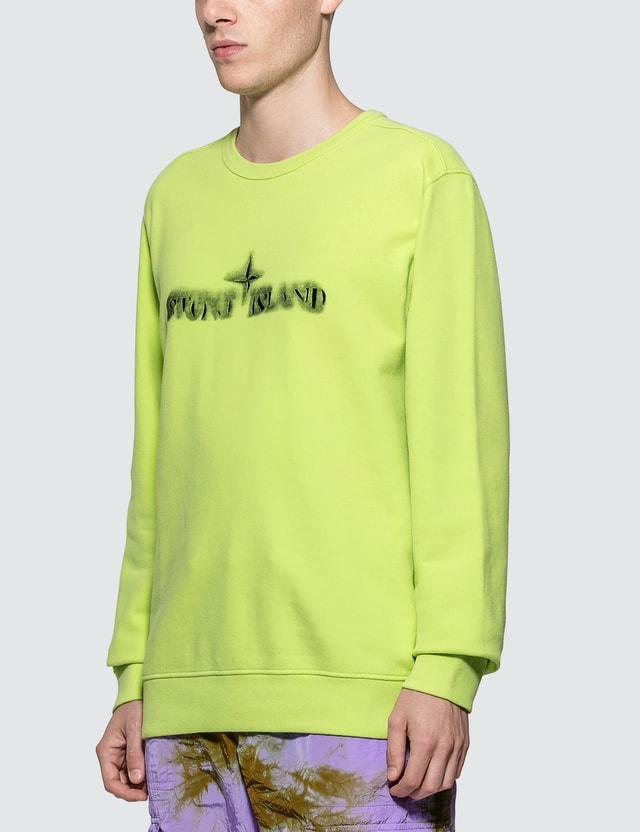 Stone Island Graphic Eleven Sweatshirt