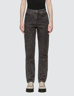Ganni Washed Denim Jeans