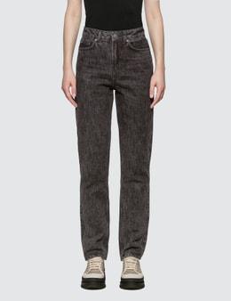 Ganni Washed Denim Jeans