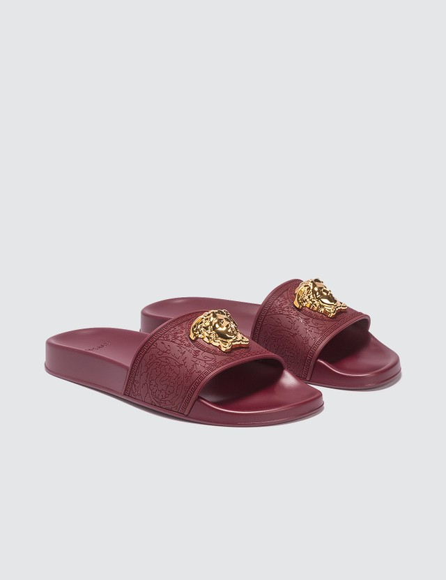 Versace Baroque Medusa Sliders