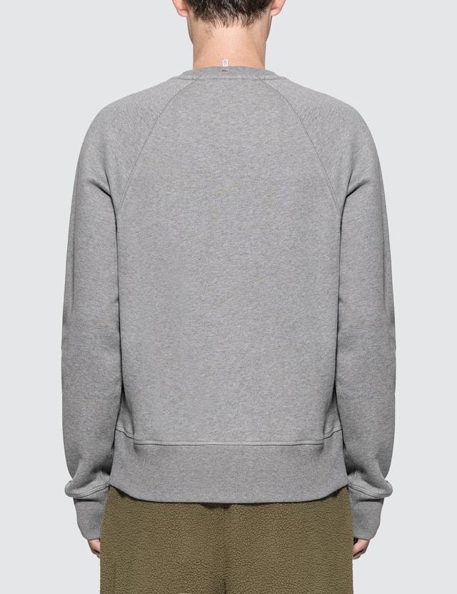 Moncler Moncler Grenoble Logo Sweatshirt