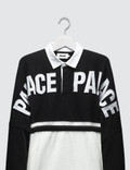 Palace Skateboards Rugby Polo Shirt