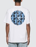 Polar Skate Co. Klez Fill Logo T-Shirt Picture