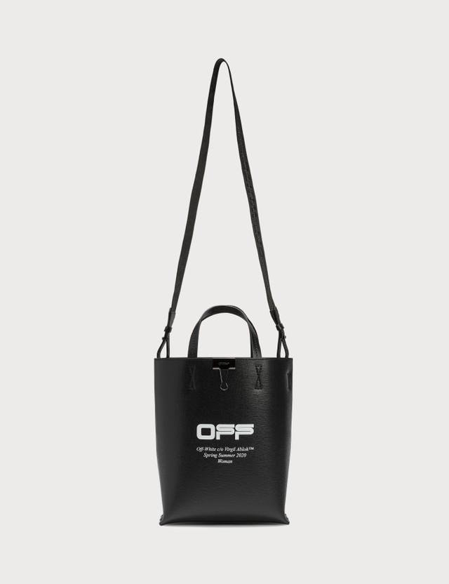 Off-White Wavy Tote Bag