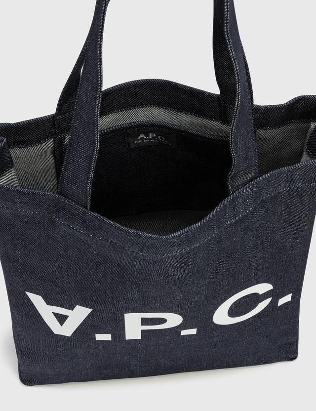 A.P.C. VPC Logo Tote Bag