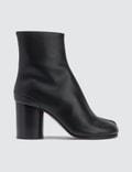 Maison Margiela Tabi Split-toe Leather Ankle Boots Picture