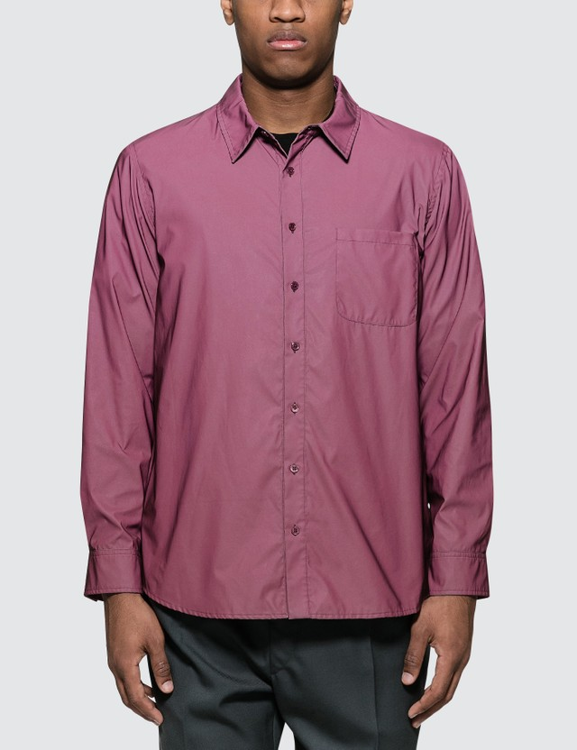 Sies Marjan Sander Washed Iridescent Shirt