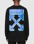 Off-White Marker Arrow Long Sleeve T-Shirt Picture