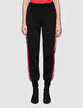 MSGM Knit Logo Band Jogging Pants Picture