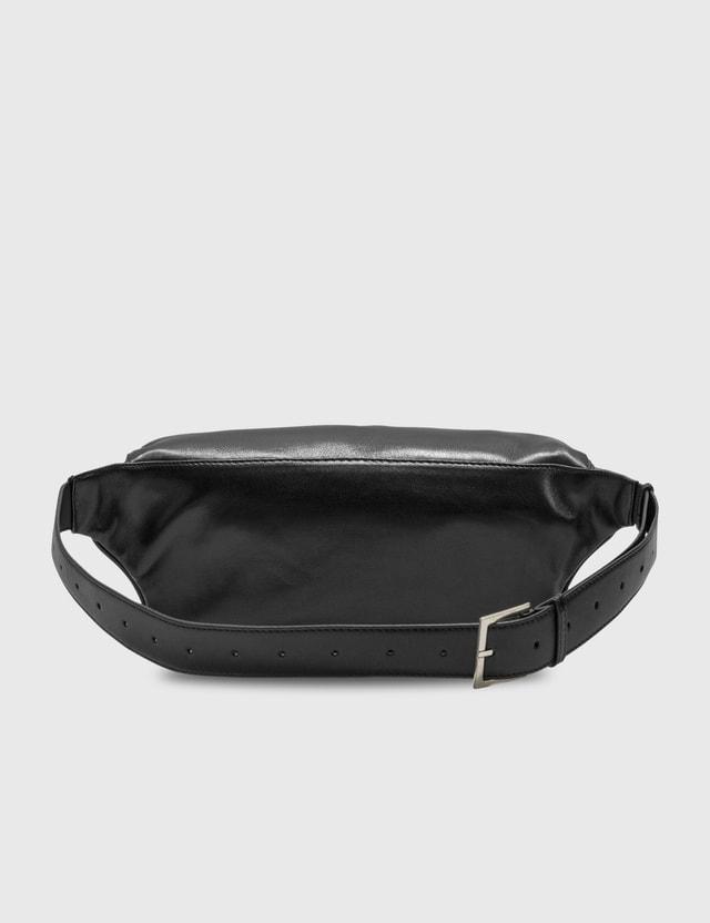 Saint Laurent Classic Monogram Belt Bag Nero Men