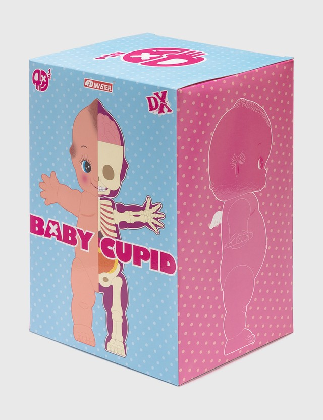 4D Master DX Baby Cupid (Clear)