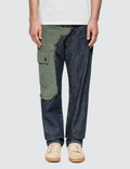 Loewe Asymmetric Jeans Picture