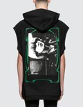 Raf Simons Sleeveless Hoodie Picture