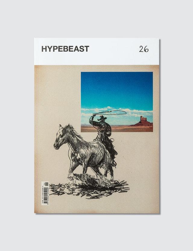 Hypebeast Magazine Hypebeast Magazine Issue 26: The Rhythms Issue