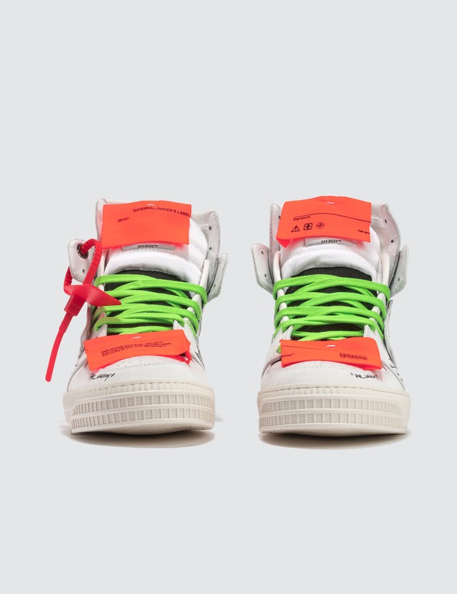 Off-White Off Court 3.0 Graffiti Sneaker