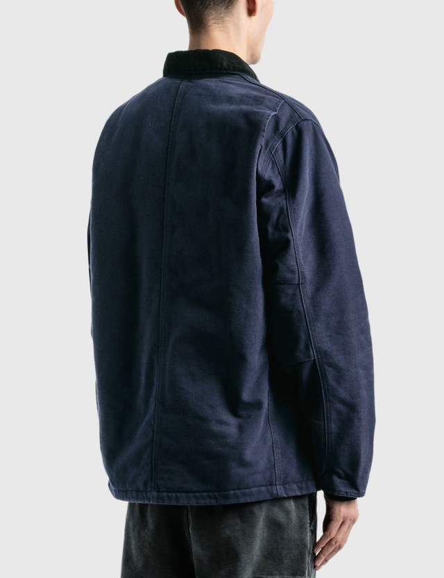 Carhartt Work In Progress OG Arctic 코트 Dark Navy / Black Men