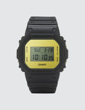 "G-Shock DW5600 ""Metalic Mirror Face"" Black Men"