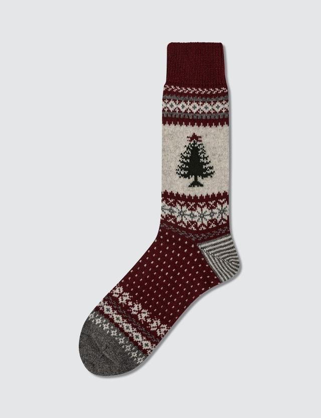 CHUP Santa Socks