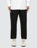 3.1 Phillip Lim Relaxed Cropped Tapered Sweatpants Picture