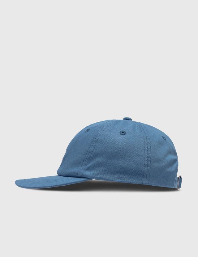 Stussy Stock Low Pro Cap Blue Men