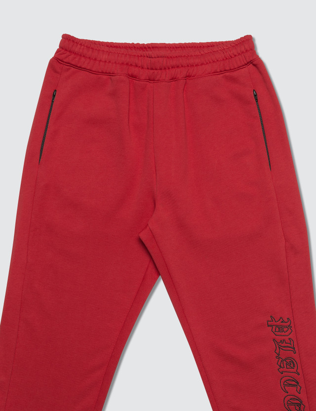 Places + Faces Old English Sweatpants