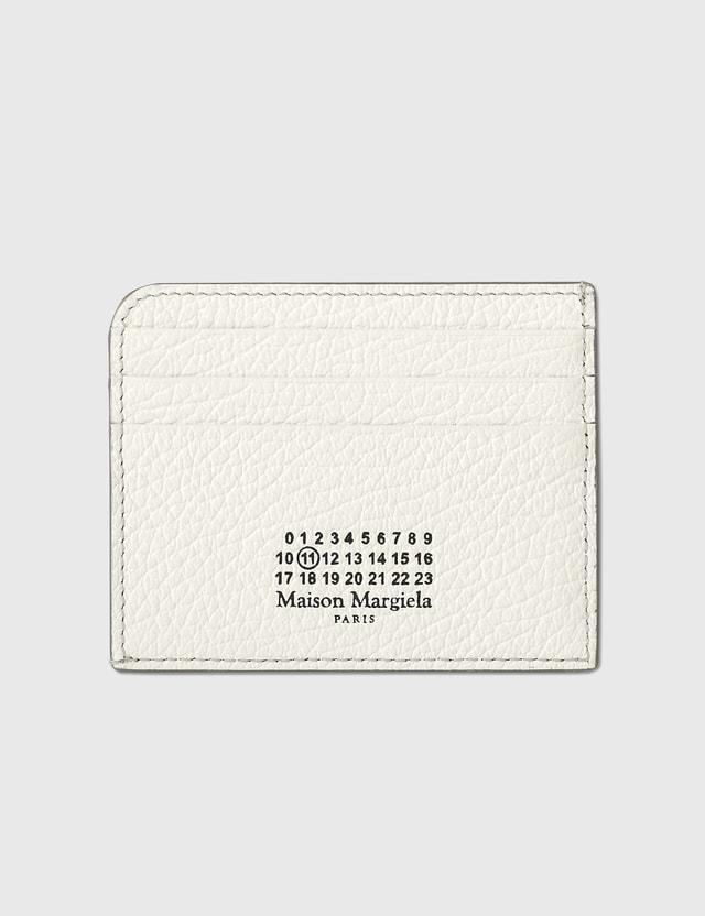 Maison Margiela Card Holder White Women