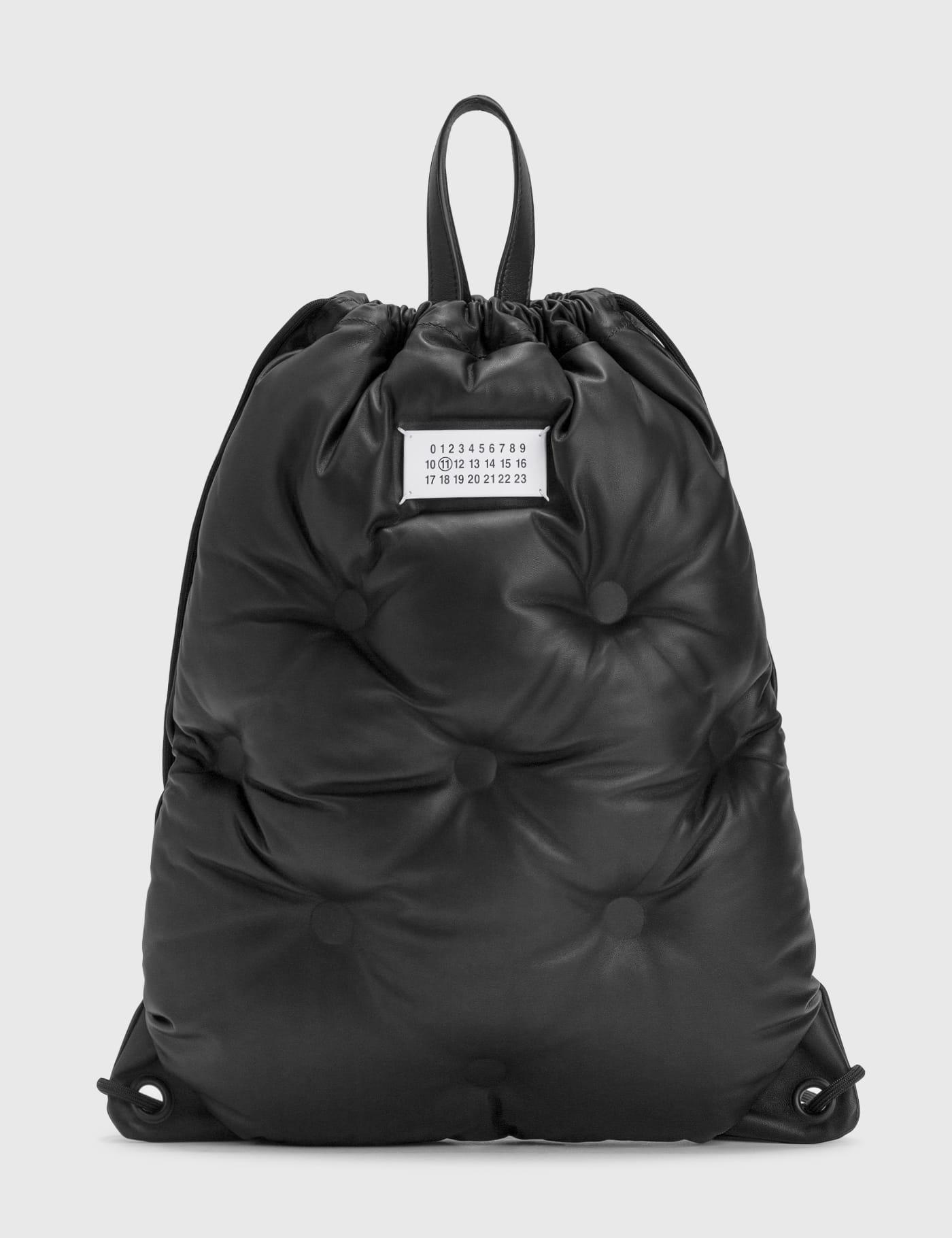 Glam Slam Drawstring Backpack