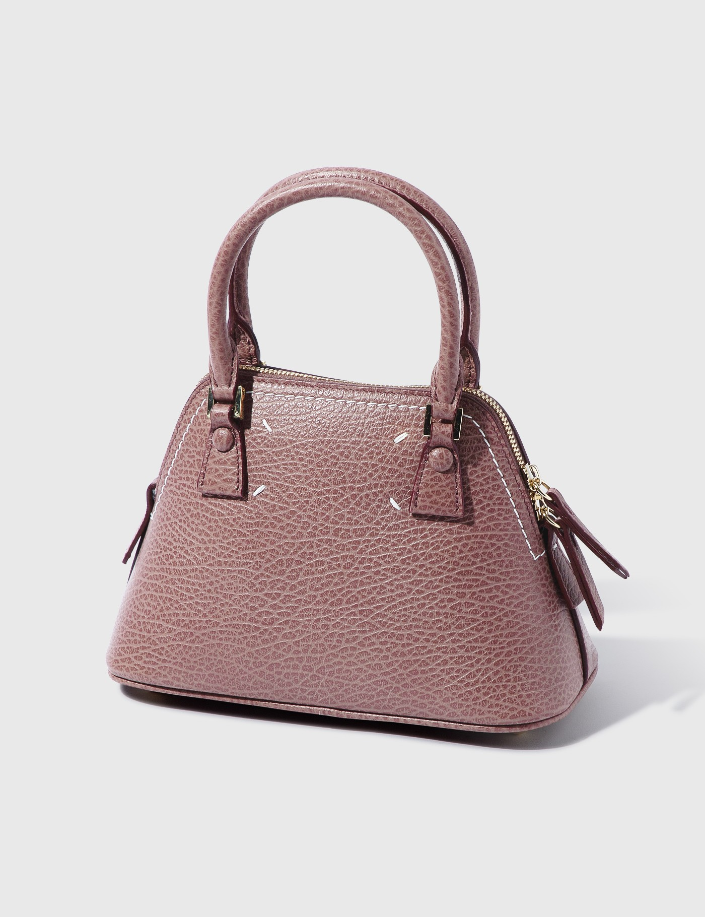 Maison Margiela 5ac Micro Bag In Pink