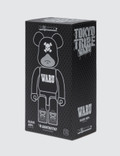 Medicom Toy 400% Tokyo Tribe Waru Be@rbrick (ver. Black)