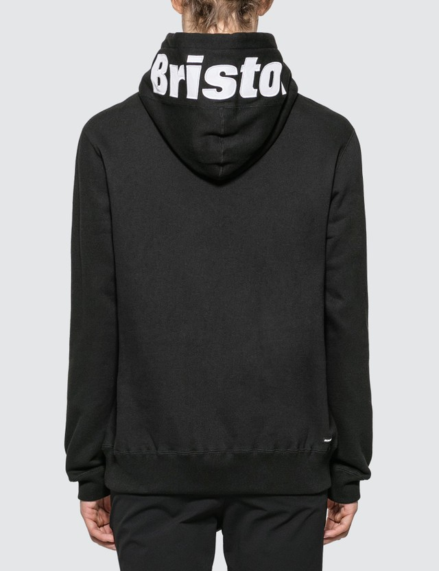 F.C. Real Bristol Hood Logo Pullover Sweat Hoodie