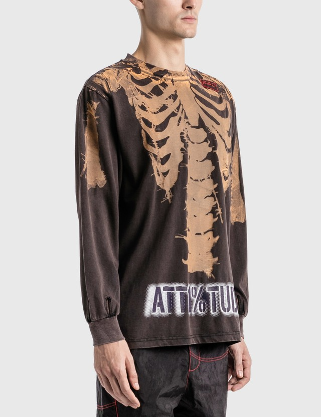99%IS- Skull Long Sleeve T-Shirt