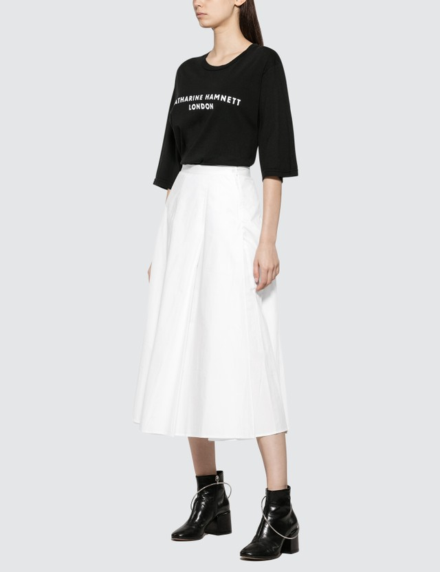 Katharine Hamnett George Short Sleeve T-shirt