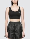 Adidas Originals Styling Complements Cropped Tank Top Picture
