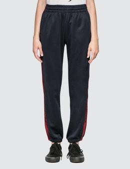 Places + Faces Striped Sweatpants
