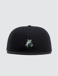 Raised By Wolves Yin Yang Rose 6 Panel Cap Picture