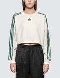 Adidas Originals Cropped Sweater Picture