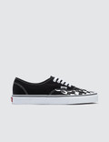 Vans Checker Flame Authentic Picture