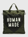 Human Made Helmet Bag Picture