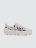 Puma Suede Platform Trace Flowery Picture