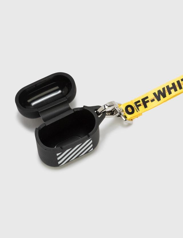 Off-White Diag AirPods Case