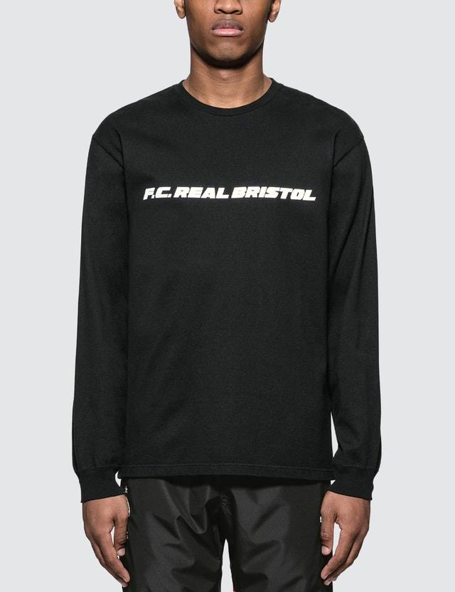 F.C. Real Bristol Multi Logo L/S T-Shirt