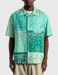 Children of the Discordance Vintage Bandana Patchwork Shirt Picture