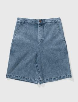 Victoria Denim Shorts