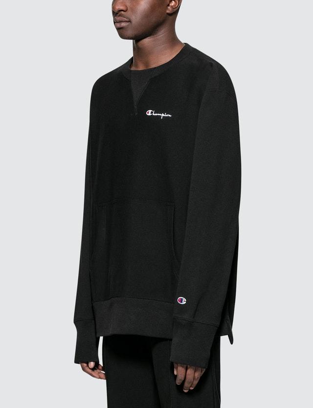 011492f8394b Champion Reverse Weave - Deconstruction Sweatshirt