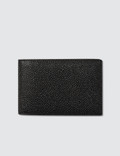 Thom Browne Pebble Grain Leather City Wallet Picture
