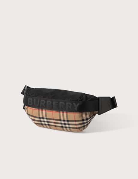 버버리 빈티지 체크 범백, 벨트백 Burberry Vintage Check Bum Bag