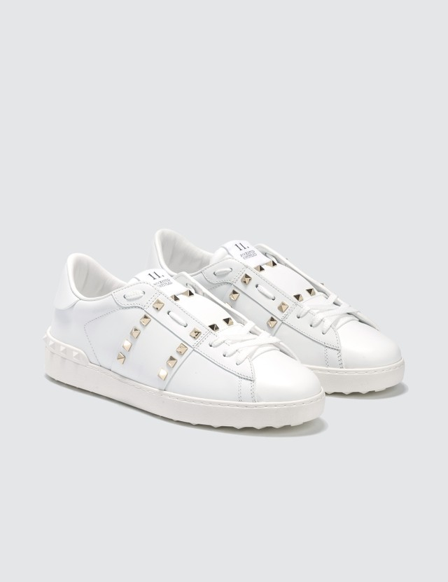 Valentino Untitled Low Top Sneaker