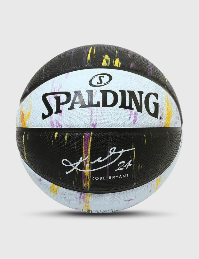Spalding Kobe Bryant Alternate Panel Marble Rubber Size 7 Basketball