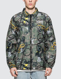 Billionaire Boys Club Climbing Camo Zip Jacket Picture